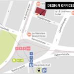 Lageplan DesignOffices