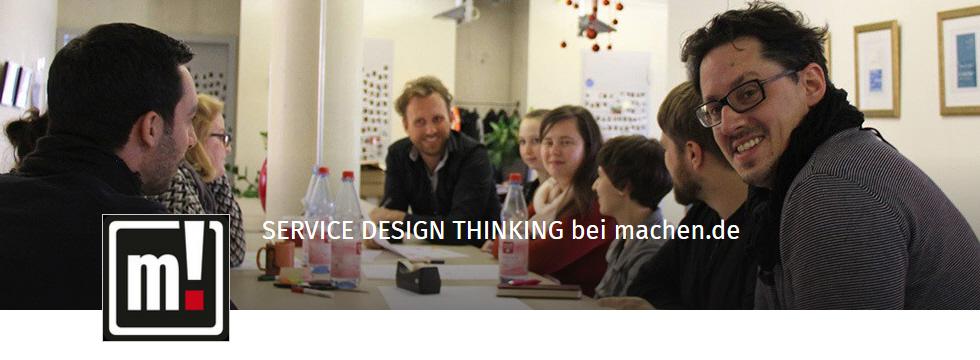 Service Design bei machen_de