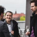 SERVICE DESIGN DRINKS NÜRNBERG #2 AM 19. APRIL 2016 Netzwerken_8