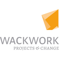 WACKWORK Projects & Change Logo