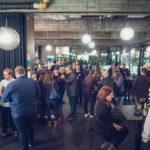 Service Design Drinks Nürnberg #5 am 6. März 2017 Empfang 3