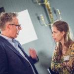 Service Design Drinks Nürnberg #5 am 6. März 2017 Netzwerken 17