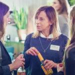 Service Design Drinks Nürnberg #5 am 6. März 2017 Netzwerken 19
