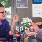 Service Design Drinks Nürnberg #5 am 6. März 2017 Netzwerken 20