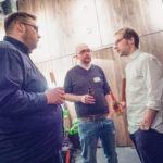 Service Design Drinks Nürnberg #5 am 6. März 2017 Netzwerken 4