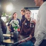 Service Design Drinks Nürnberg #5 am 6. März 2017 Netzwerken 6