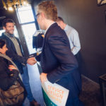 SERVICE DESIGN DRINKS NÜRNBERG #6 AM 6. APRIL 2017 Empfang 2