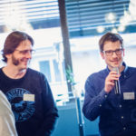SERVICE DESIGN DRINKS NÜRNBERG #6 AM 6. APRIL 2017 Vorstellungsrunde 18