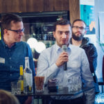 SERVICE DESIGN DRINKS NÜRNBERG #6 AM 6. APRIL 2017 Vorstellungsrunde 20