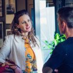 SERVICE DESIGN DRINKS NÜRNBERG #6 AM 6. APRIL 2017 Netzwerken 15