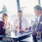 SERVICE DESIGN DRINKS NÜRNBERG #6 AM 6. APRIL 2017 Netzwerken 2