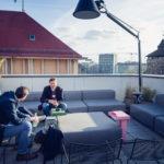 SERVICE DESIGN DRINKS NÜRNBERG #6 AM 6. APRIL 2017 Netzwerken 3