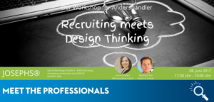 Recruiting meets the Design Thinking