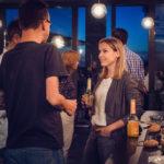 SERVICE DESIGN DRINKS NÜRNBERG #8 AM 17. OKTOBER 2017 Networking 12
