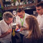 SERVICE DESIGN DRINKS NÜRNBERG #8 AM 17. OKTOBER 2017 Networking 16
