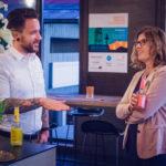 SERVICE DESIGN DRINKS NÜRNBERG #8 AM 17. OKTOBER 2017 Networking 2