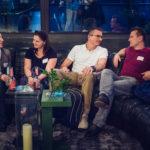 SERVICE DESIGN DRINKS NÜRNBERG #8 AM 17. OKTOBER 2017 Networking 3