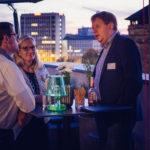 SERVICE DESIGN DRINKS NÜRNBERG #8 AM 17. OKTOBER 2017 Networking 5