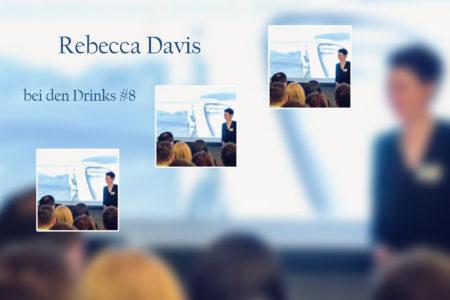 Rebecca Davis Drinks #8