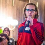 SERVICE DESIGN DRINKS NÜRNBERG #9 AM 18. JANUAR 2018 Vorstellungsrunde_17
