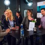SERVICE DESIGN DRINKS NÜRNBERG #9 AM 18. JANUAR 2018 Networking_8