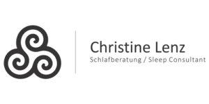 Christine Lenz Schlafberatung / Sleep Consultant Logo