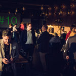 SERVICE DESIGN DRINKS NÜRNBERG #10 AM 16. APRIL 2018 Netzwerken_1