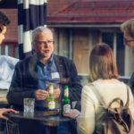SERVICE DESIGN DRINKS NÜRNBERG #10 AM 16. APRIL 2018 Netzwerken_10