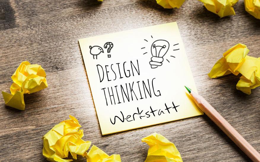 Design Thinking Werkstatt