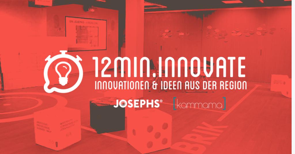 12 min. Innovate