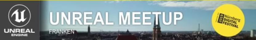 unreal meetup