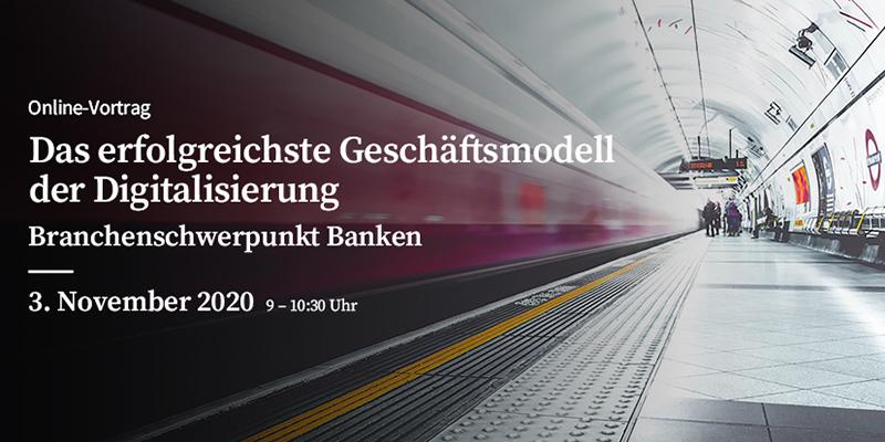 Geschäftsmodell Digitalisierung Banken
