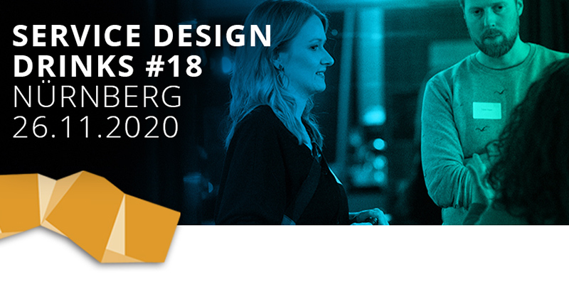 Service Design Drinks #18