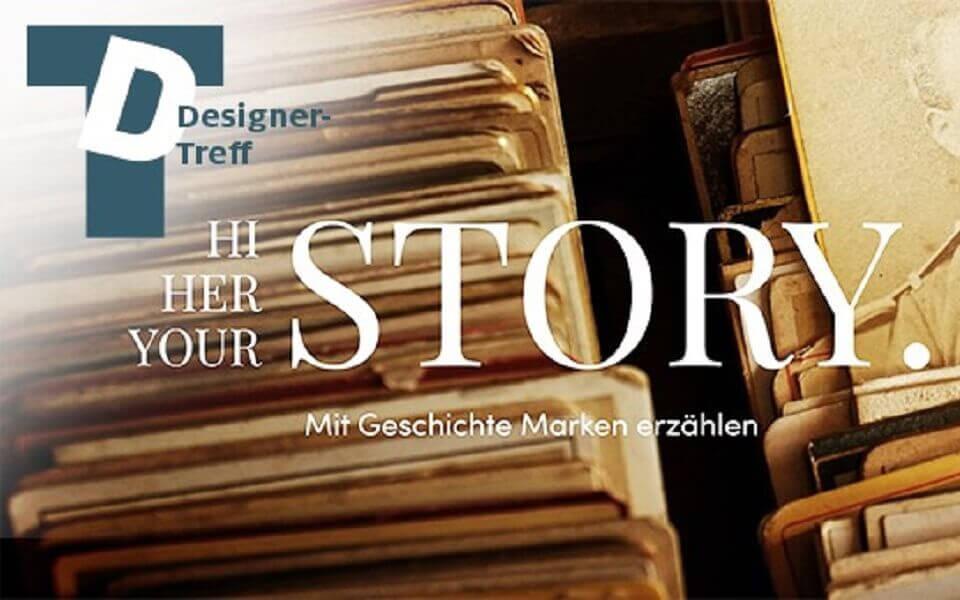 Visual Mit Geschichten Marken erzählen
