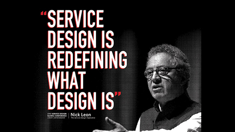 Service Design is Redefining What Design is